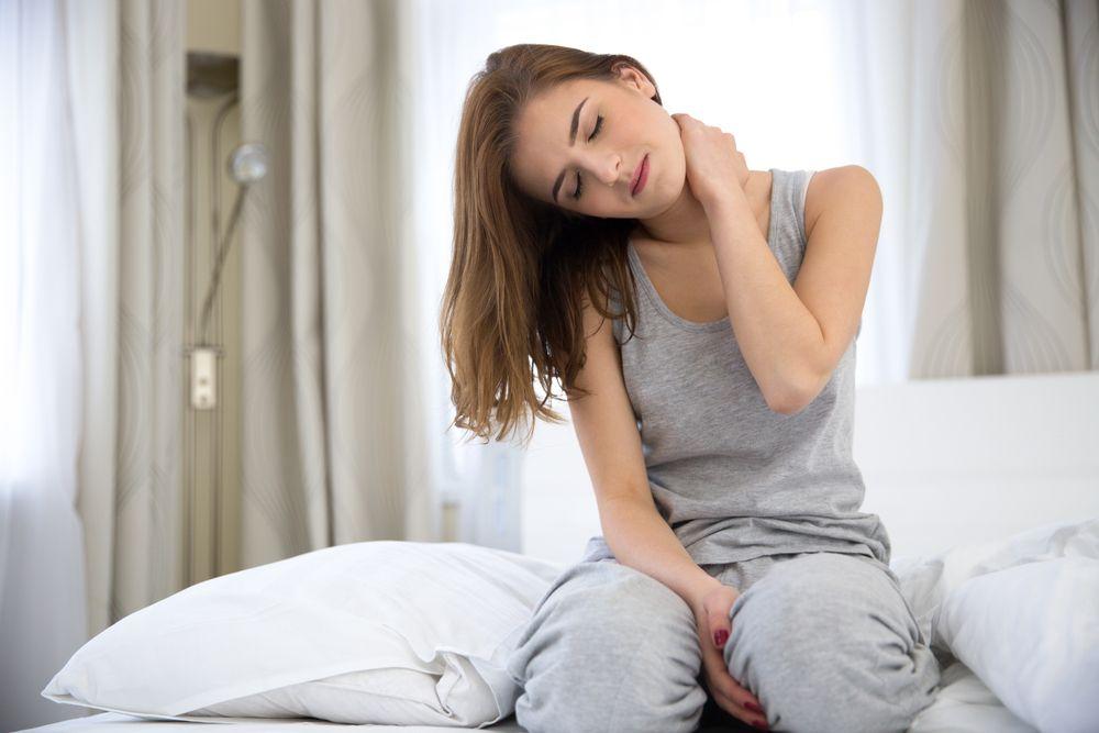 Domowe ćwiczenia rozluźniające mięśnie karku