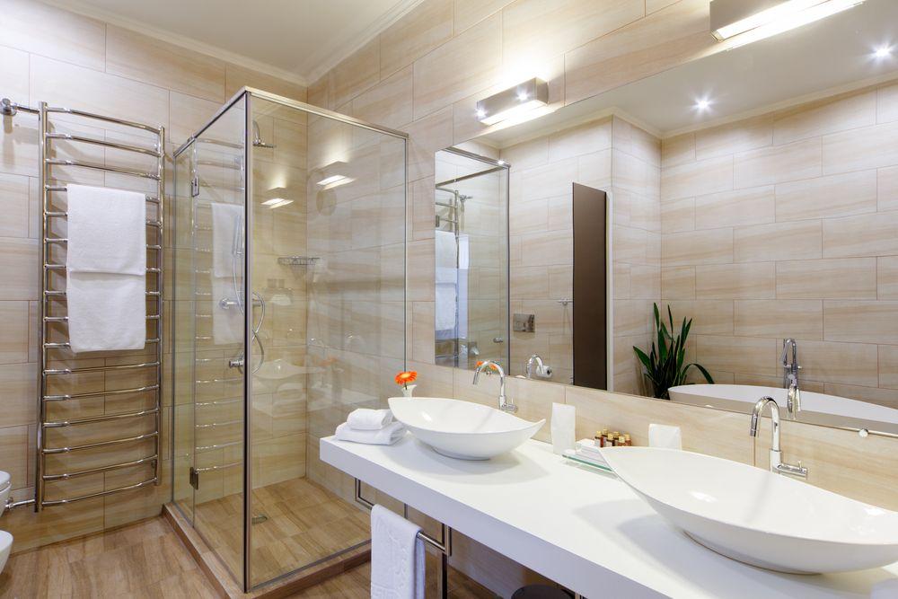 Pomysł Na Nowoczesną łazienkę Prysznic Bez Brodzika