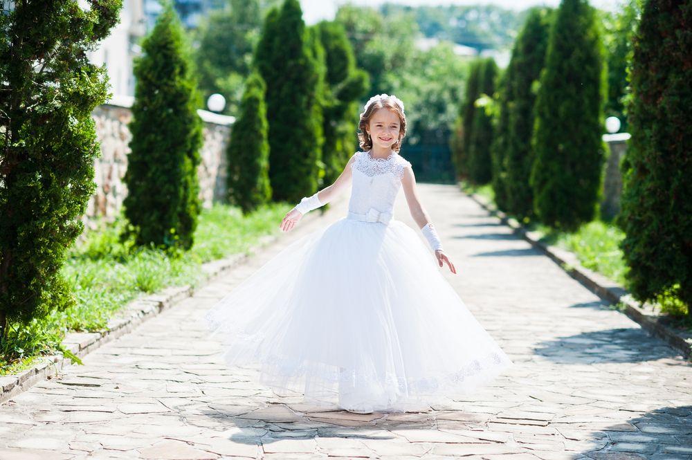 Fryzury Dziecka Na Pierwszą Komunię Którą Najlepiej Wybrać