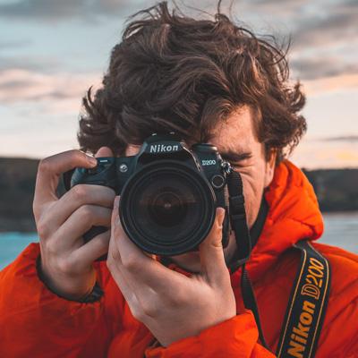 Podróżnik z pasją i fotograf z zamiłowania