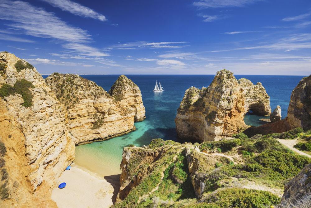 Algarve - powód, dla którego warto pojechać do Portugalii
