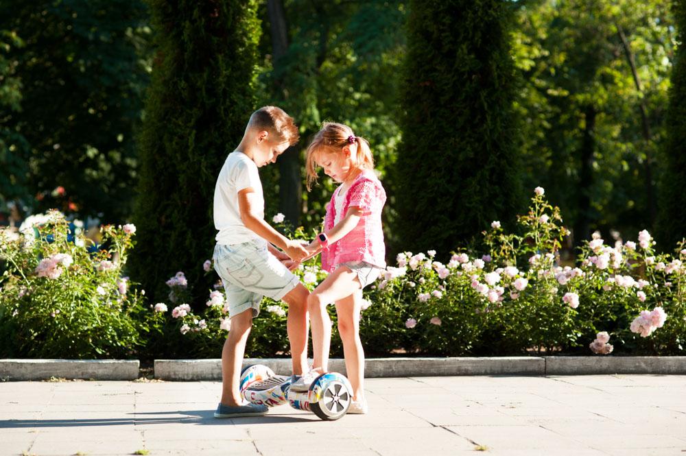 Deskorolka elektryczna dla dzieci - czym kierować się podczas wyboru?