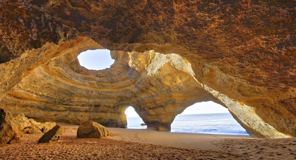Jaskinia Benagil