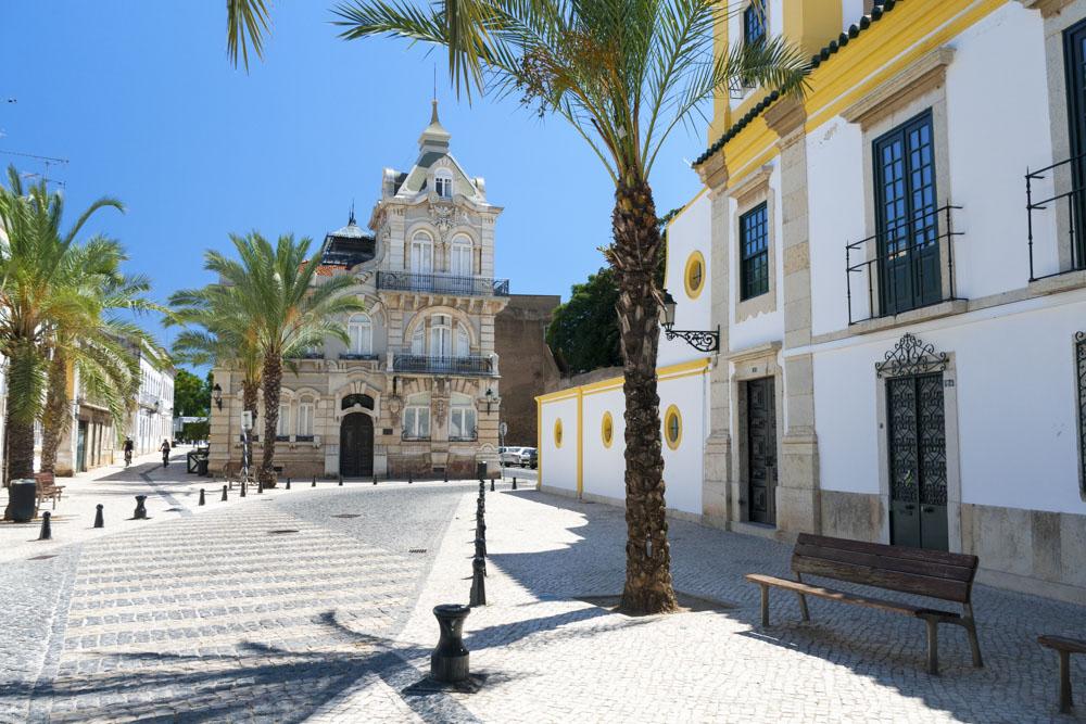 Miasto Faro