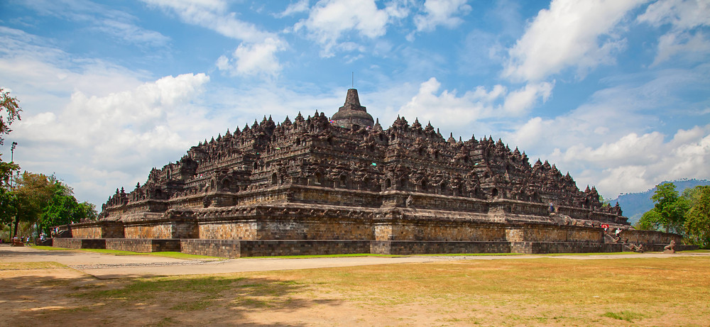 Borobudur świątynia