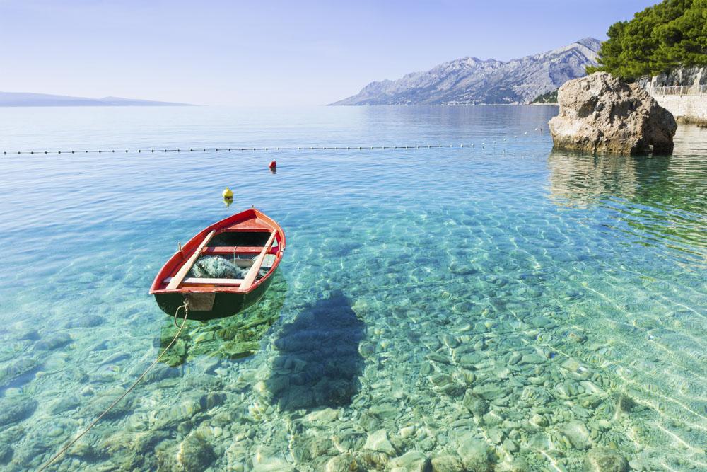 Brela - Chorwacja