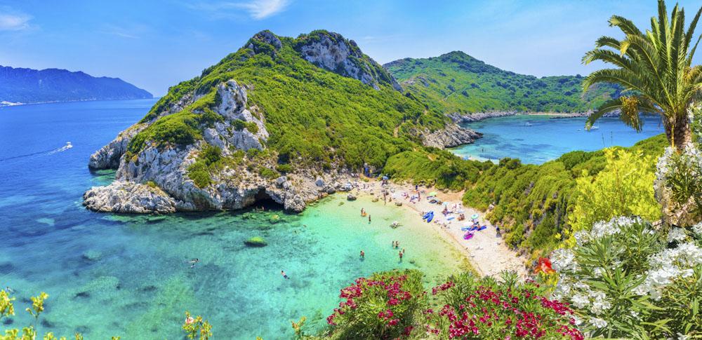 Wakacje w Grecji - wyspa Korfu