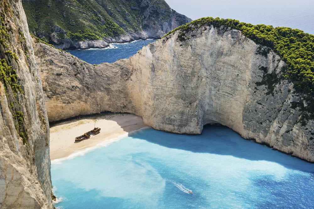 Wakacje w Grecji - wyspa Zakynthos
