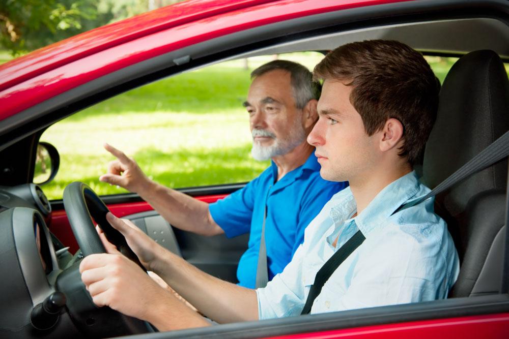 Kurs na prawo jazdy