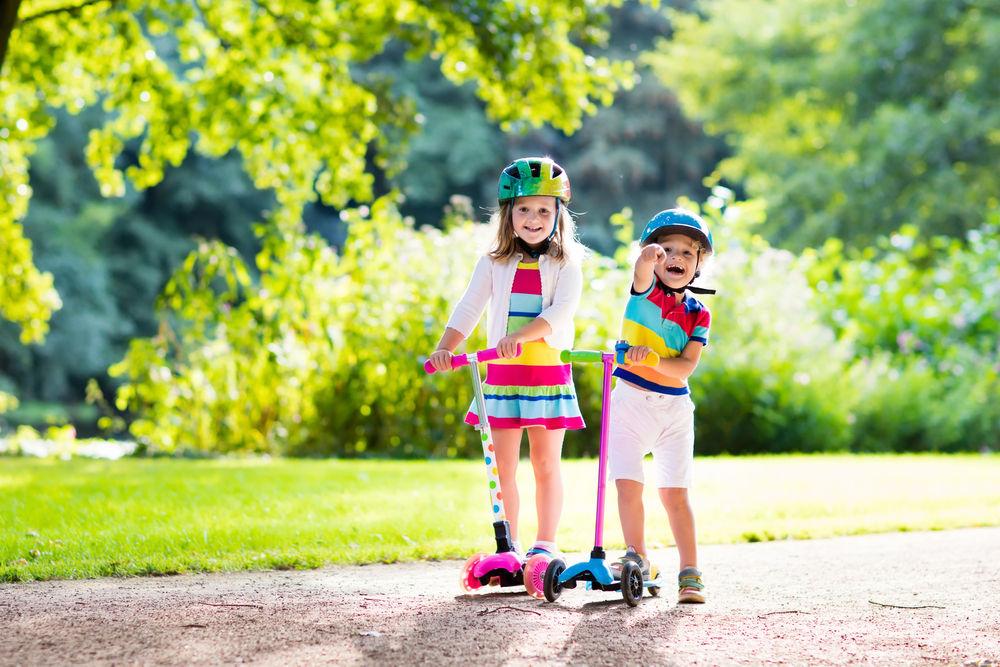 Aktywność fizyczna w życiu dziecka