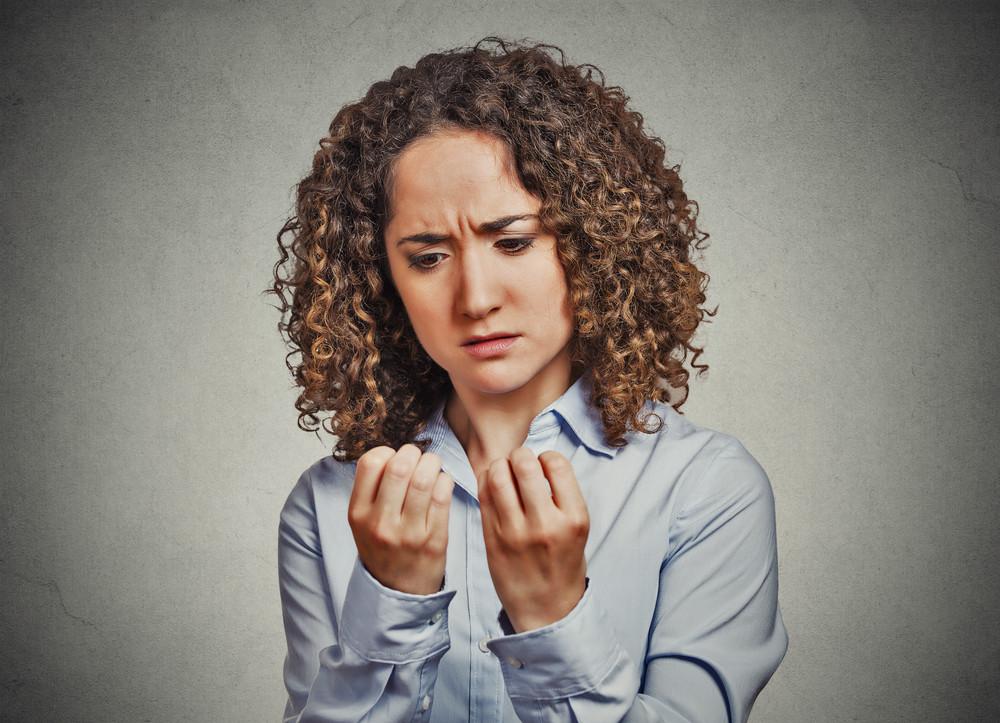 Zmiany chorobowe na paznokciach
