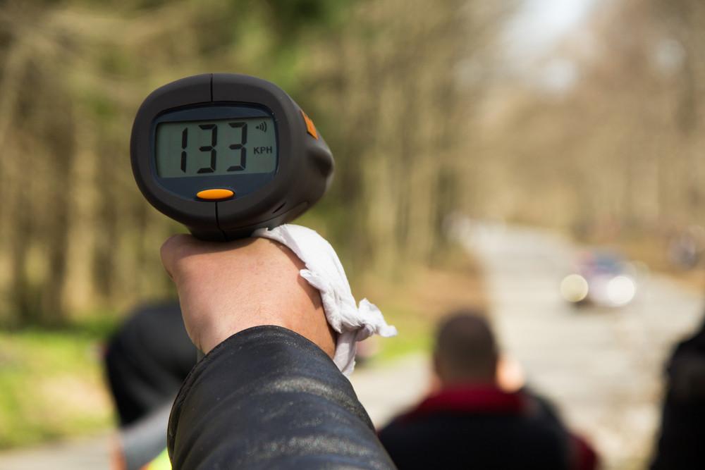 Pomiar prędkości