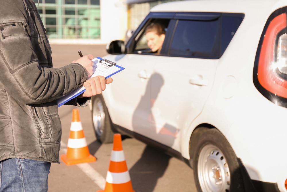 Praktyczny egzamin na prawo jazdy