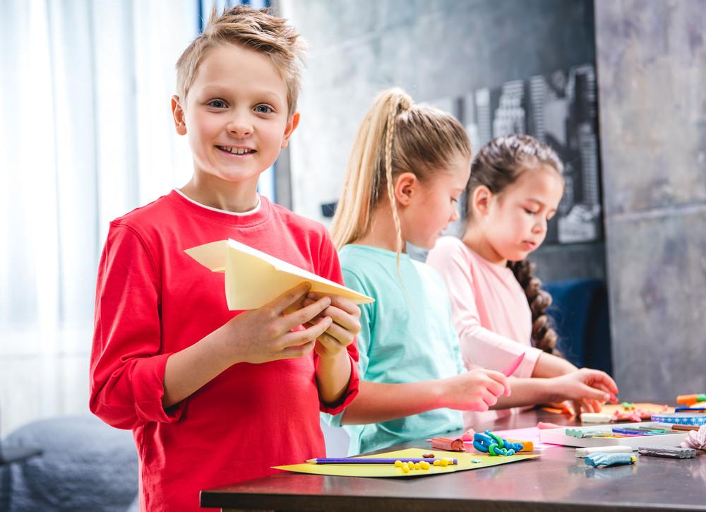 Przedszkolak idzie do szkoły - ćwiczenia dla dzieci