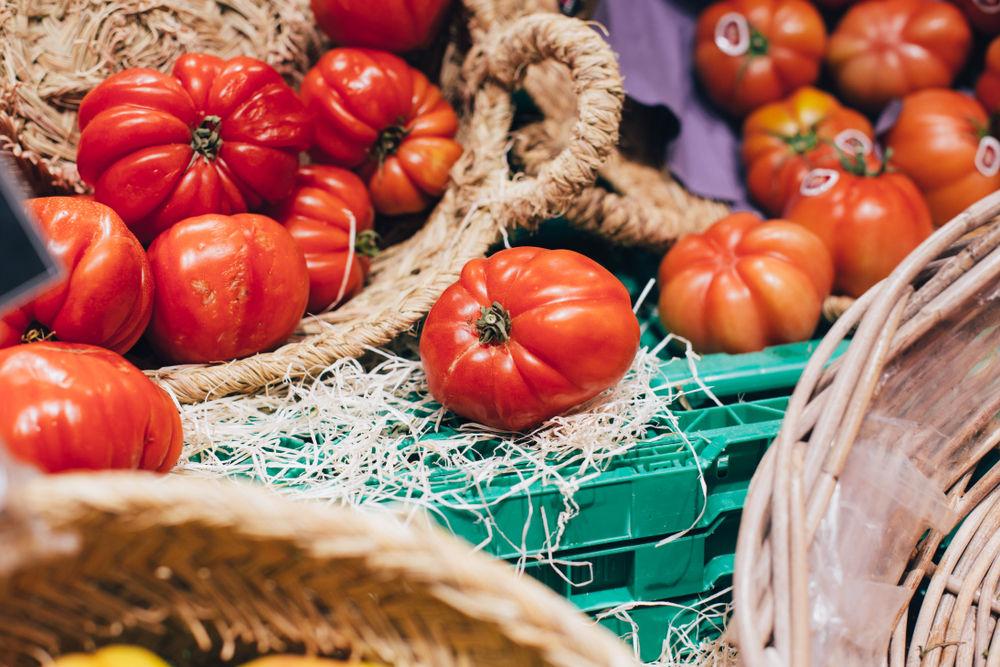 Ekologiczne pomidory