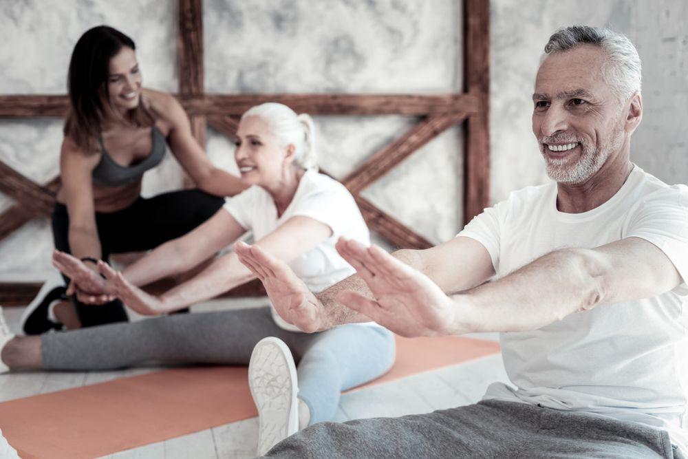 Ćwiczenia dla seniorów - podstawowe zasady