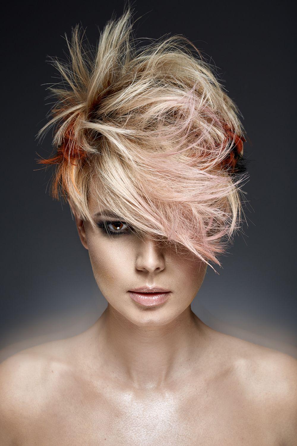 Komu Do Twarzy Z Krótkimi Włosami Wybór Dobrej Fryzury