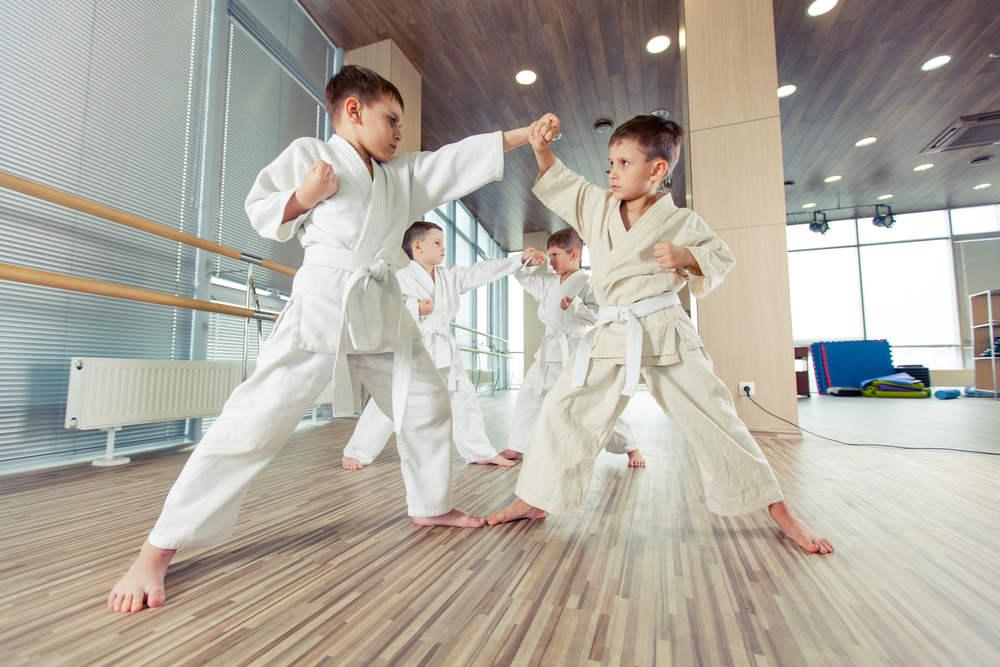 Judo czy karate