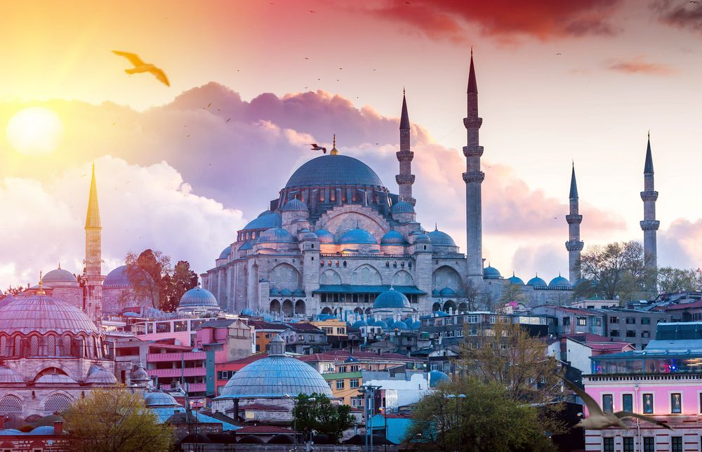 Bazylika Hagia Sophia, Istambuł