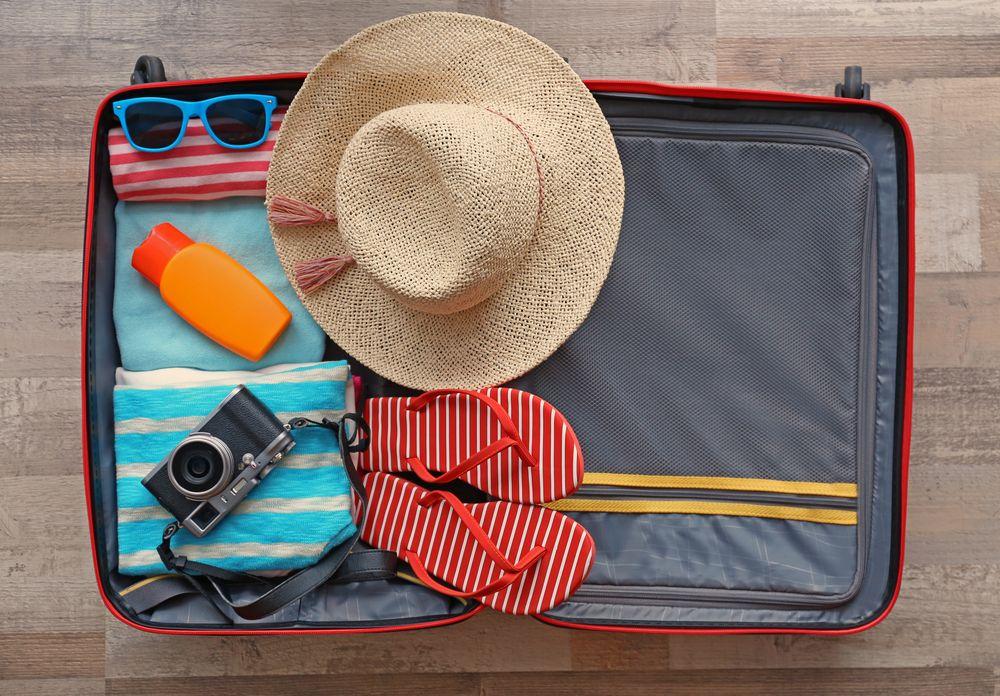 Przygotowania do wyjazdu