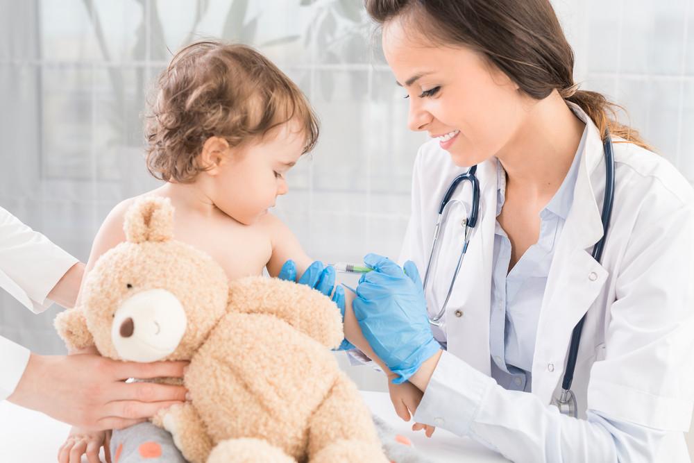Szczepenie dzieci