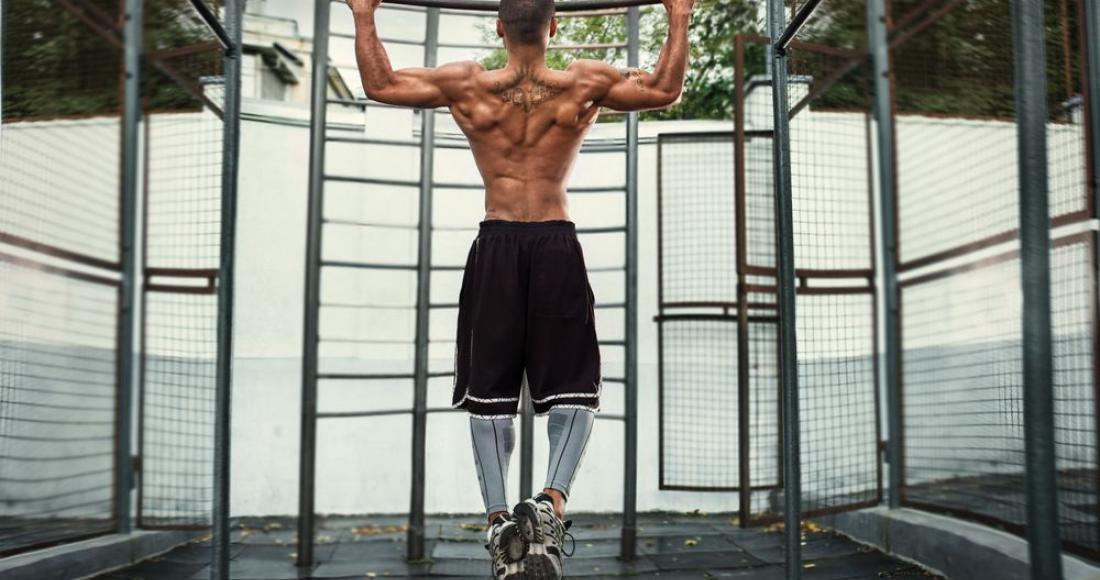 Jakie efekty dają ćwiczenia podciągania na drążku?