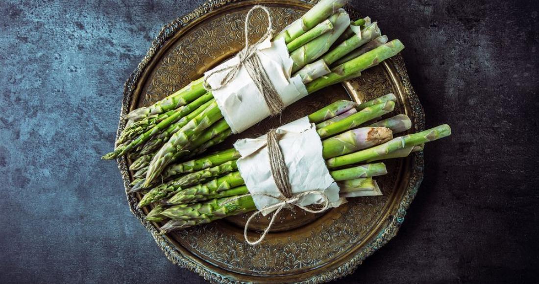Szparagi - właściwości odżywcze i zdrowotne