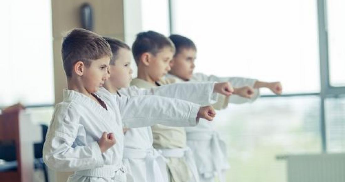Sztuki walki dla dzieci