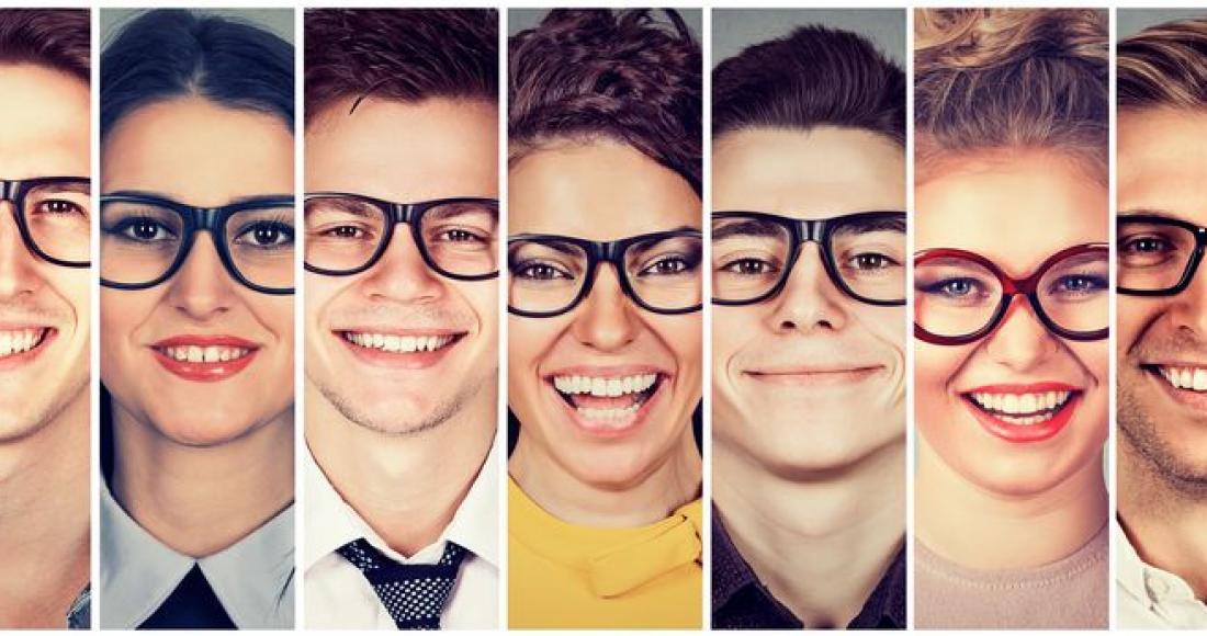 Jak dobierać oprawki okularów do kształtu twarzy?