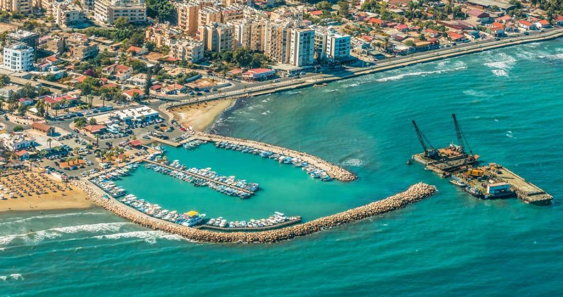 Śródziemnomorska wyspa Cypr
