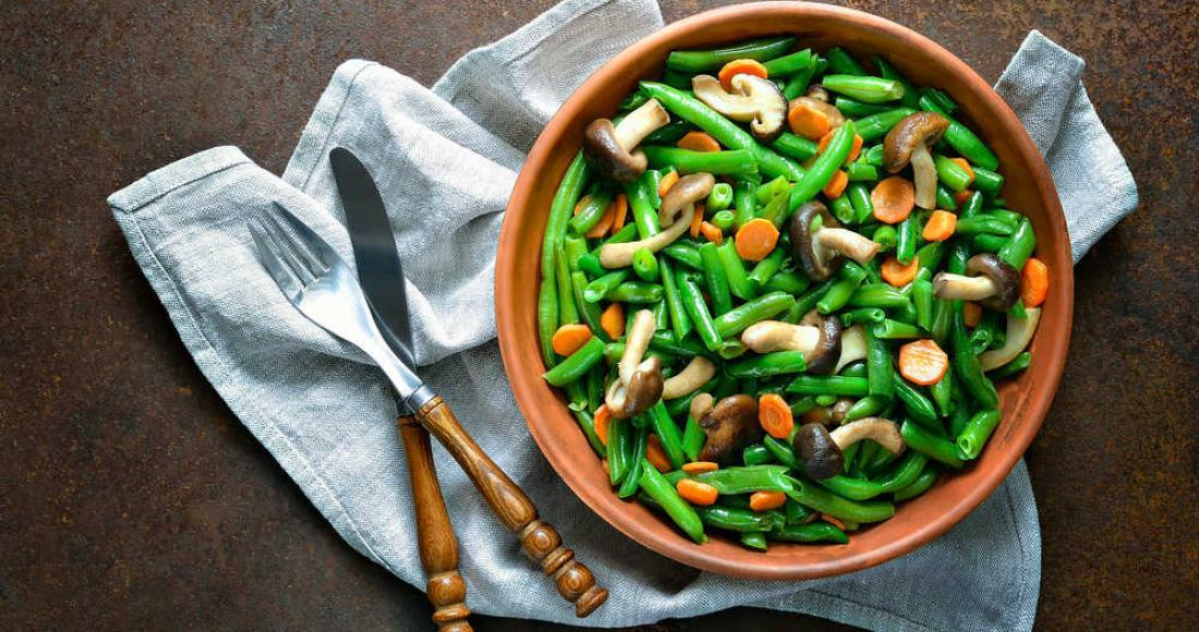 Właściwości odżywcze fasoli szparagowej
