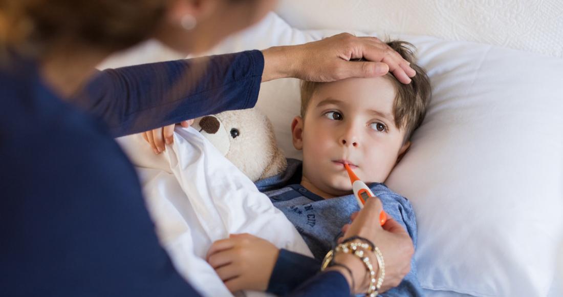 Przeziębienie u dzieci - sposoby na poradzenie sobie z nim