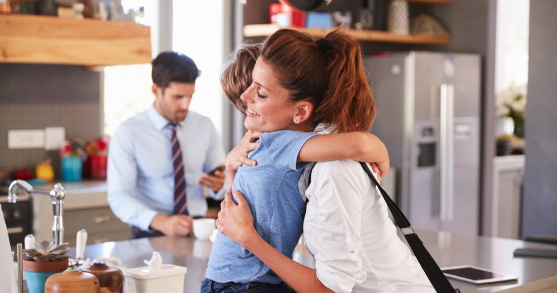 Mama wraca do pracy - jak przygotować dziecko na zmiany?