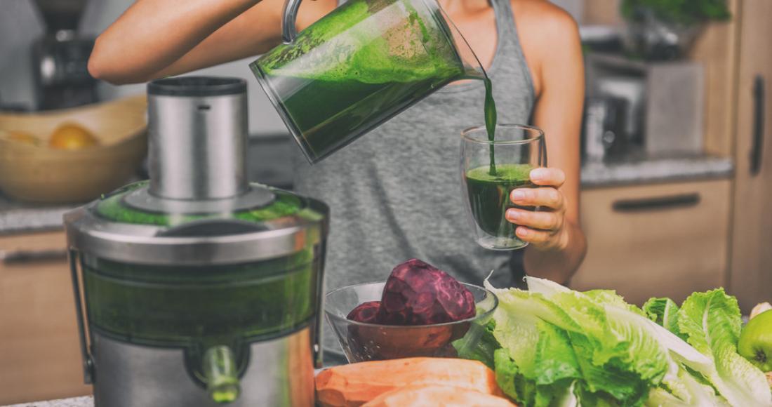Przepisy na soki, które pomogą uzyskać płaski brzuch