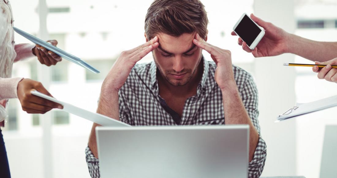 Jak stres wpływa na zdrowie i wygląd ? Poznaj wroga, by móc walczyć z nim skutecznie!